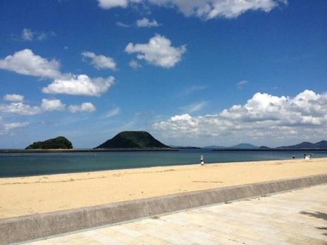 Nishinohama Beach, Karatsu