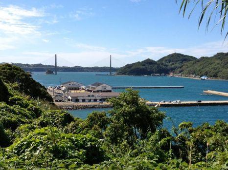 Yobuko Bridge