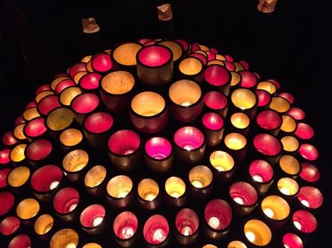 Candles in Ogi, Saga